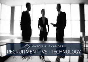 Recruitment vs Technology